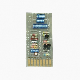 Helios 2128 Preamp Card 15c1 Equiv