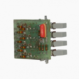 Langevin | AM4a Bus Assign Switch Assy