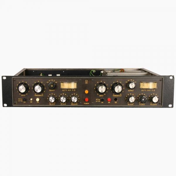 QEE | AM-23b Dual Opto Compressor