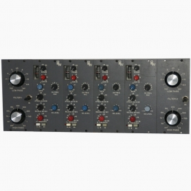 QEE | CL-22 Compressor VFX-200 Filter/EQ Custom Rack