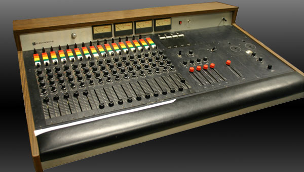 Electrodyne 1204 Sinatra Console
