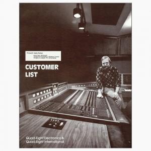 QEE | Recording & Mixdown Console (Soundlabs)