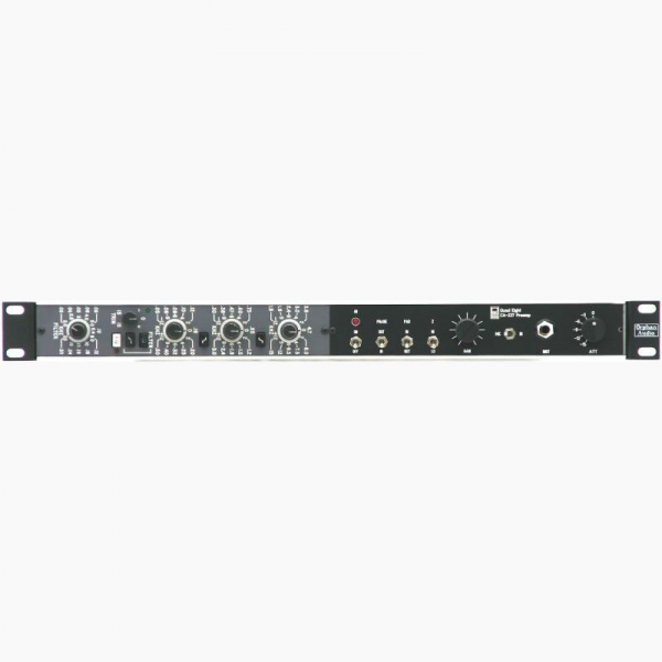 QEE | Custom 333c Classic Channel Strip Rack