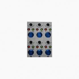 QEE | Custom CA-727 Dual Preamp Panels