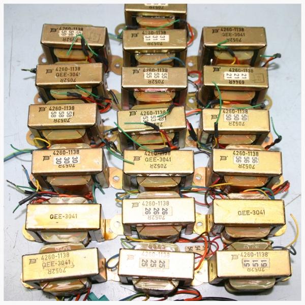 QEE | QEE-3041 Transformers (Bourns mfg.)